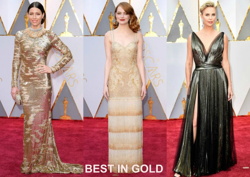 2017 Oscars BEST of the Red Carpet